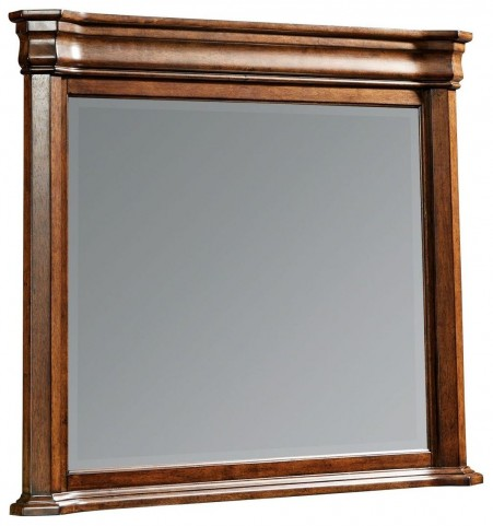 Aryell Light Landscape Dresser Mirror