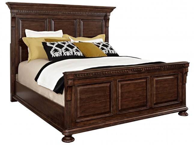 Lyla King Panel Bed