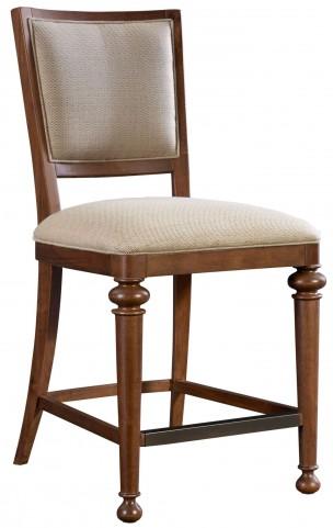 Cascade Upholstered Counter Stool