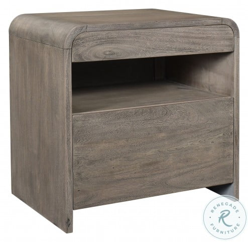 Waverly Sandblasted Gray Lateral File Cabinet