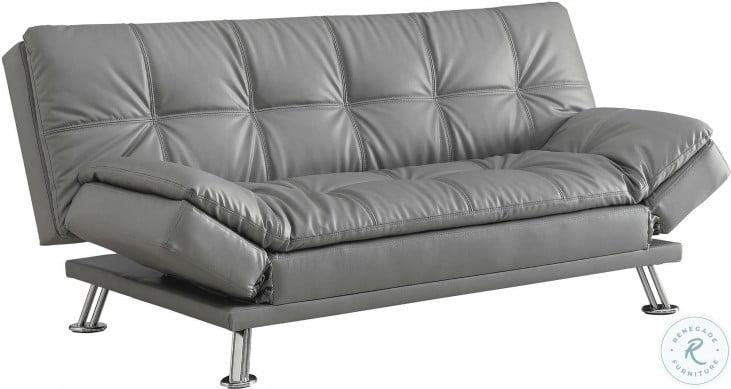 Dilleston Gray Full Sofa Bed