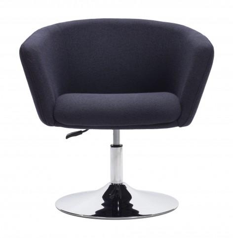 Umea Iron Gray Arm Chair