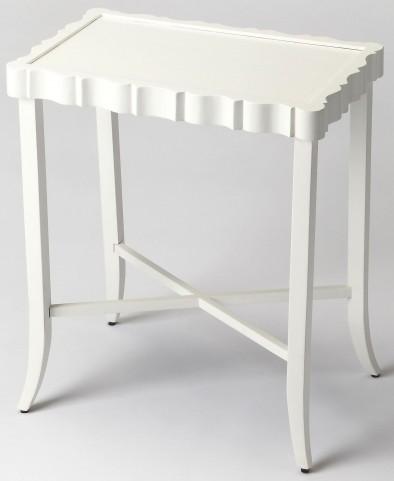 Devon Cottage White Tea Table