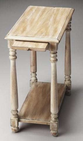 Devane Masterpiece Driftwood Chairside Table