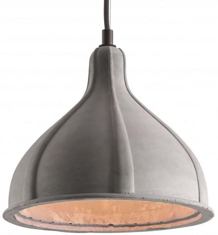 Prospect Concrete Gray Ceiling Lamp
