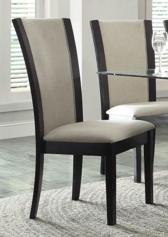 Havre Beige Side Chair Set of 2