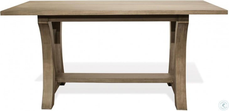 """Sophie Natural 76"""" Counter Height Table"""