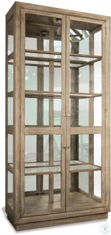 Sophie Natural Display Cabinet