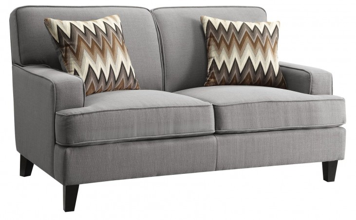 Finley Cement Loveseat