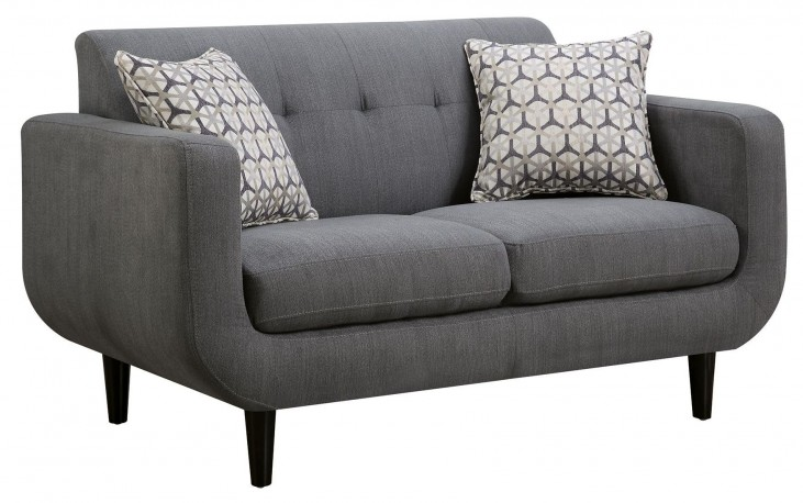 Stansall Grey Loveseat