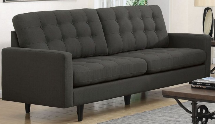 Kesson Charcoal Sofa