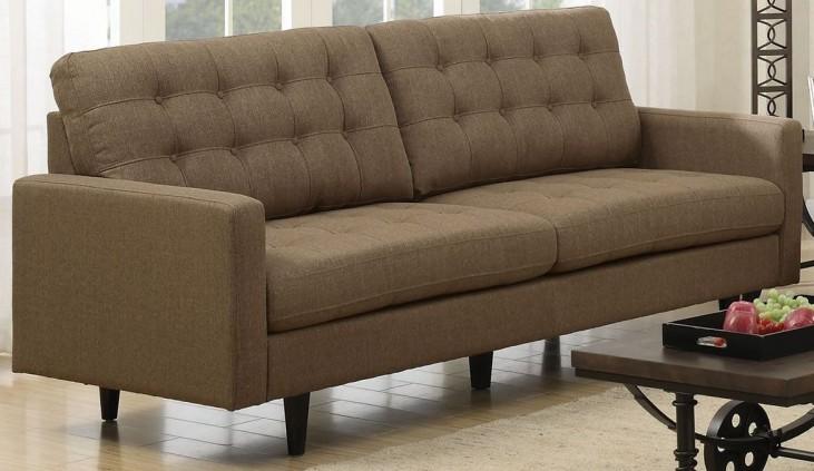 Kesson Brown Sofa