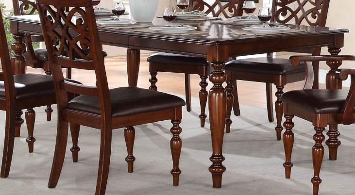 Creswell Extendable Dining Table