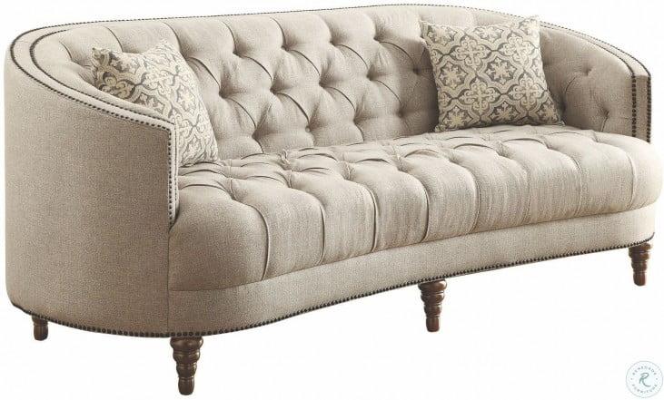 Avonlea Grey Living Room Set