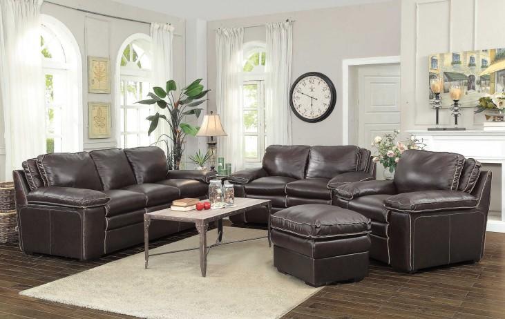 Regalvale Brown Living Room Set