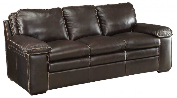 Regalvale Brown Sofa