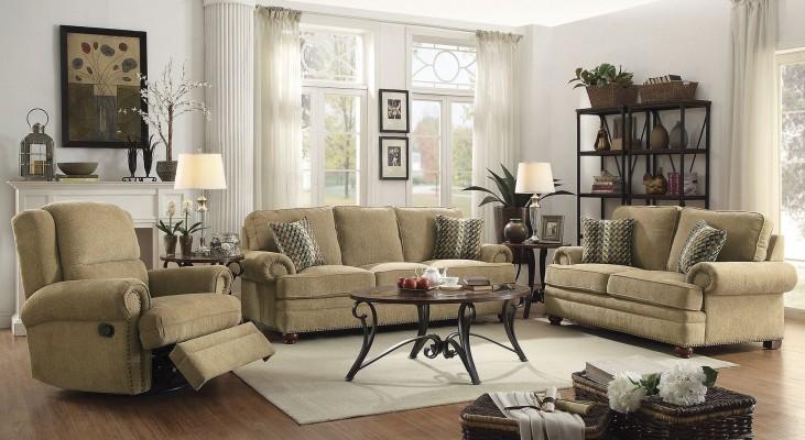 Colton Wheat Living Room Set