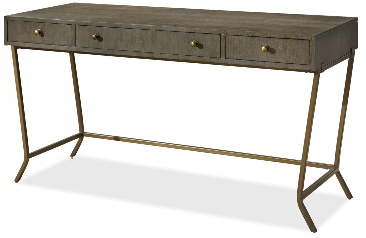 Playlist Brown Eyed Girl Writing Desk Console