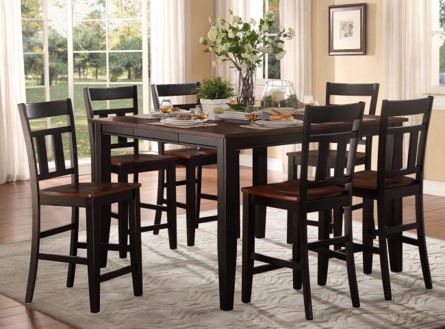Westport Extendable Counter Height Dining Room Set