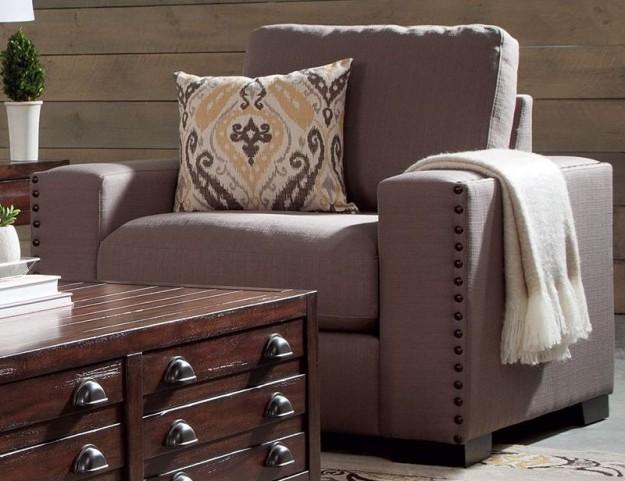 Rosanna Earthy Linen Chair by Donny Osmond