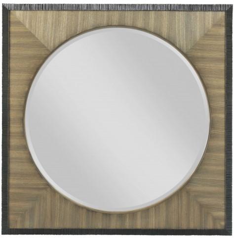 Evoke Barley Square Mirror