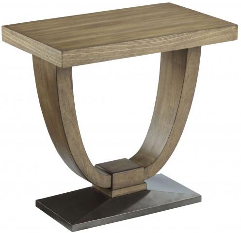 Evoke Barley Chairside Table