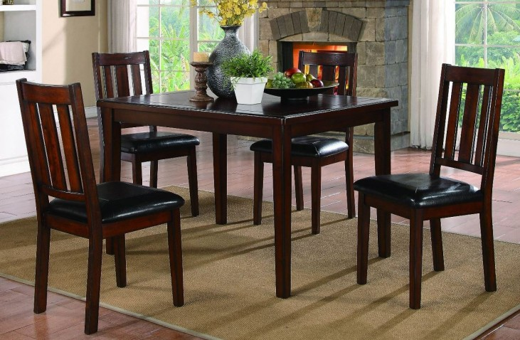 Mosely 5 Pieces Pack Dining Set