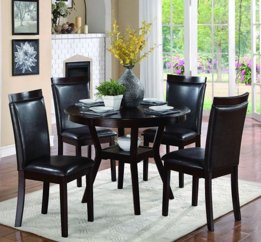 Shankmen 5 Pieces Pack Dining Set