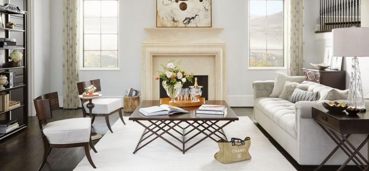 Villa Couture Rocco Occasional Table set