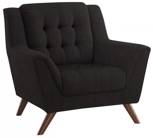 Baby Natalia Black Chair