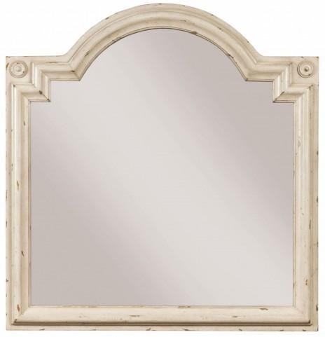Southbury Parchment Bureau Mirror