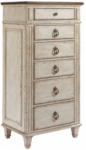 Southbury Fossil and Parchment Lingerie Chest