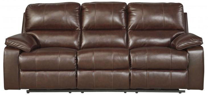 Transister Coffee Power Reclining Sofa