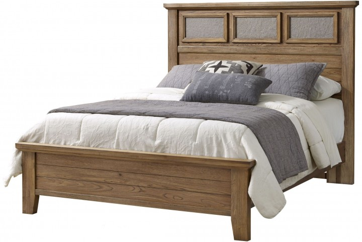 Cassel Park Natural Queen Tile Bed