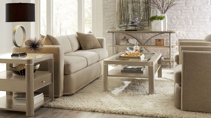 Wythe Sandstone Living Room Set