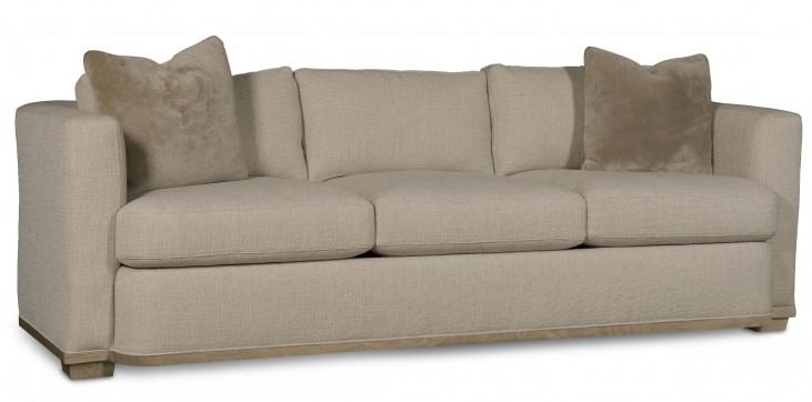 Wythe Sandstone Track Arm 3 Seat Sofa