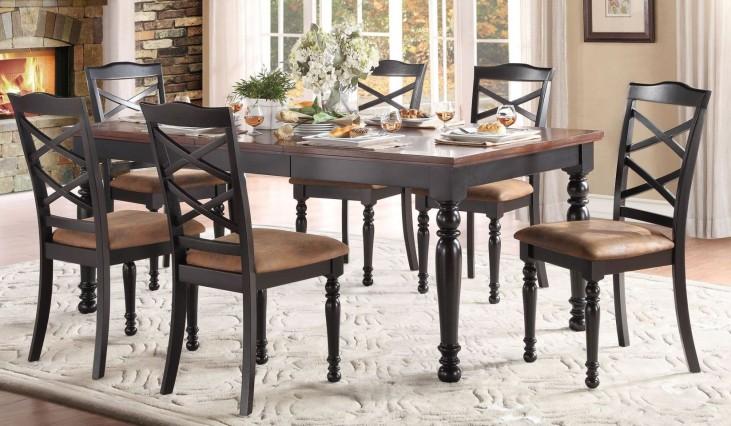 Isleton Extendable Dining Room Set