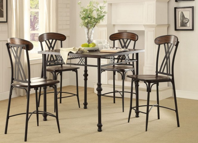 Loyalton Counter Height Dining Room Set