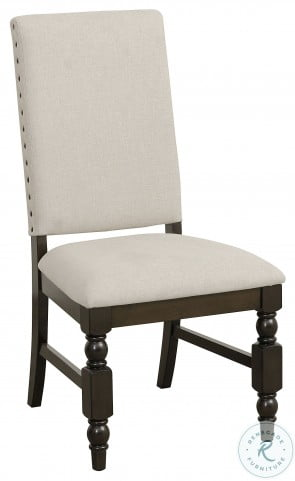 Yates Off White Side Chair Set of 2