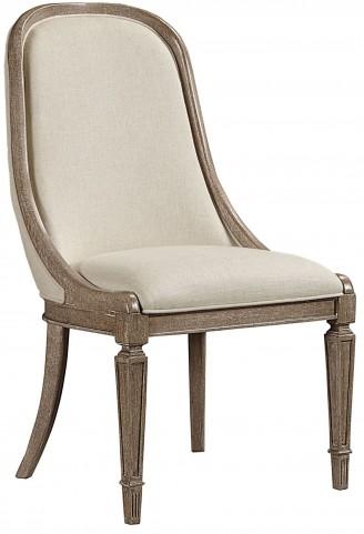 Wethersfield Estate Brimfield Oak Host Chair