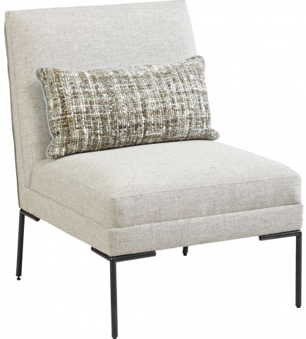 Epicenters Upholstered Altair Slipper Chair
