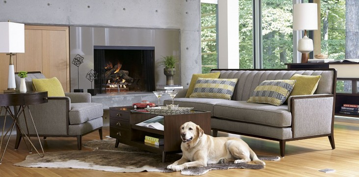 Epicenters Upholstered Wilsey Living Room Set