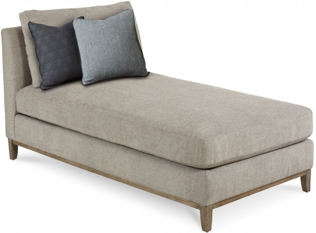 Epicenters Upholstered Chaplin Chaise
