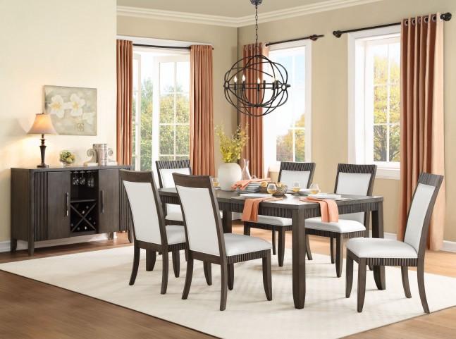 Piqua Extendable Dining Room Set