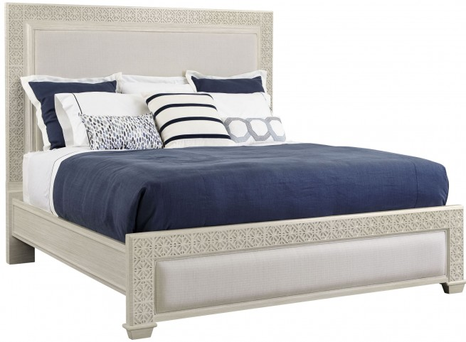 Coastal Living Oasis Oyster Queen Solstice Canyon Shelter Bed