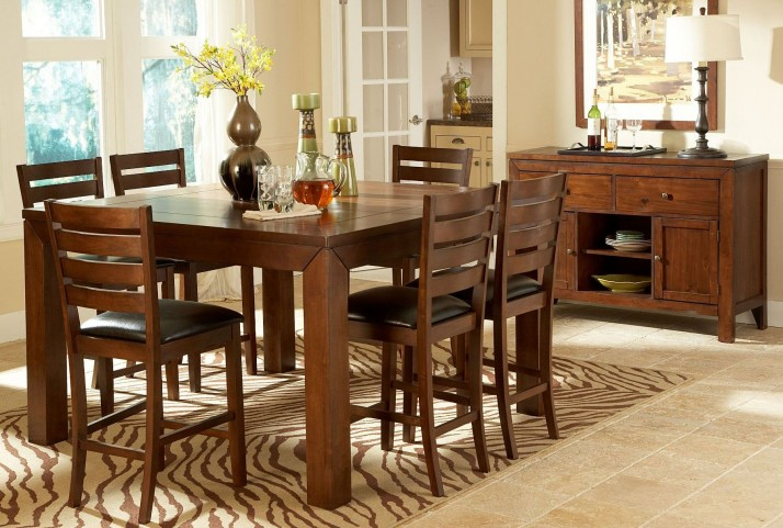 Eagleville Counter Height Dining Room Set