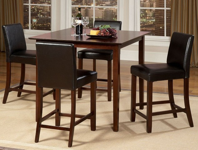 Weitzmenn Counter Height Dining Room Set