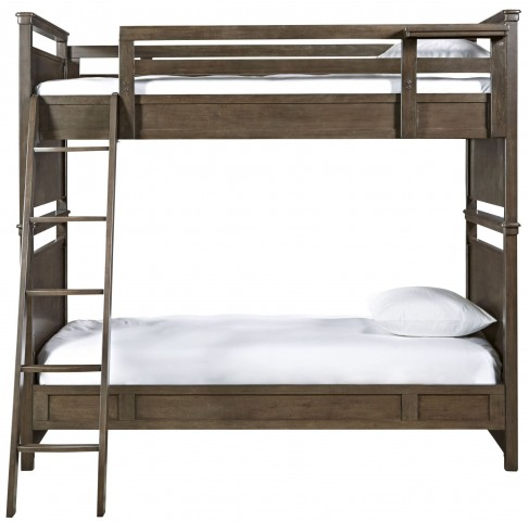 Varsity Jersey Twin Over Twin Bunk Bed