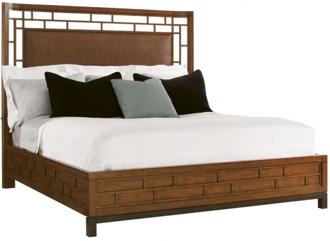 Ocean Club Paradise Point King Panel Bed