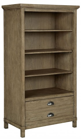 Driftwood Park Sunflower Seed Bookcase